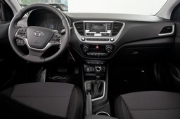 Hyundai Solaris Comfort Пакет опций Advanced -   77